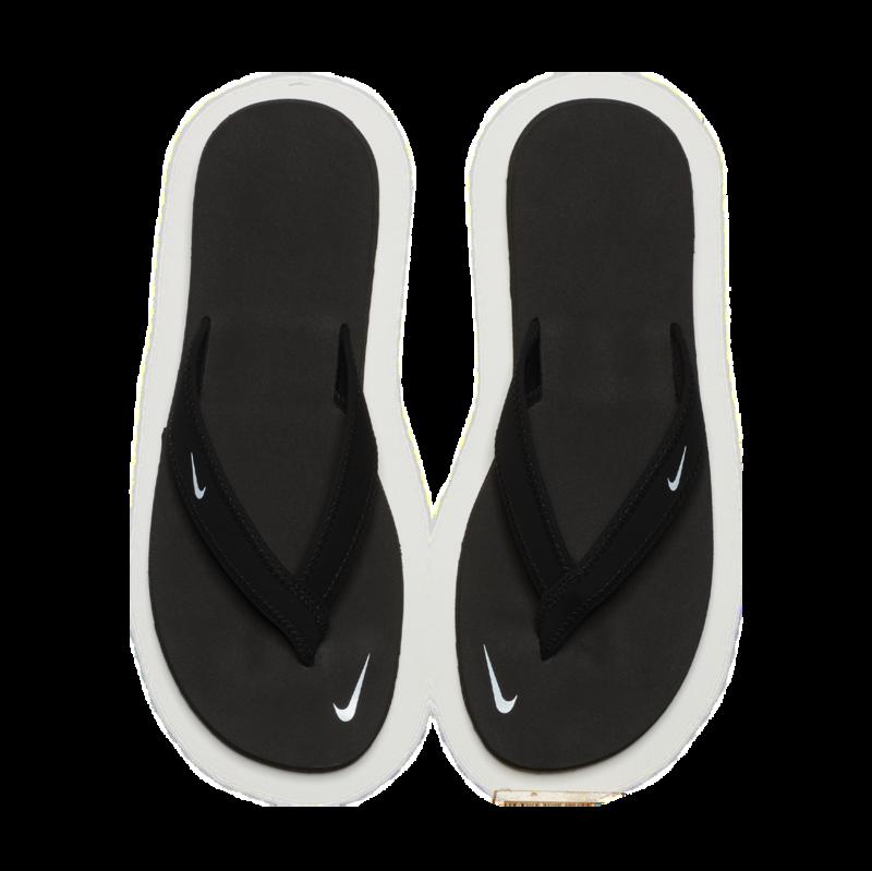 Nike Nike Women's Celso Girl Thong Black/White 314870 011