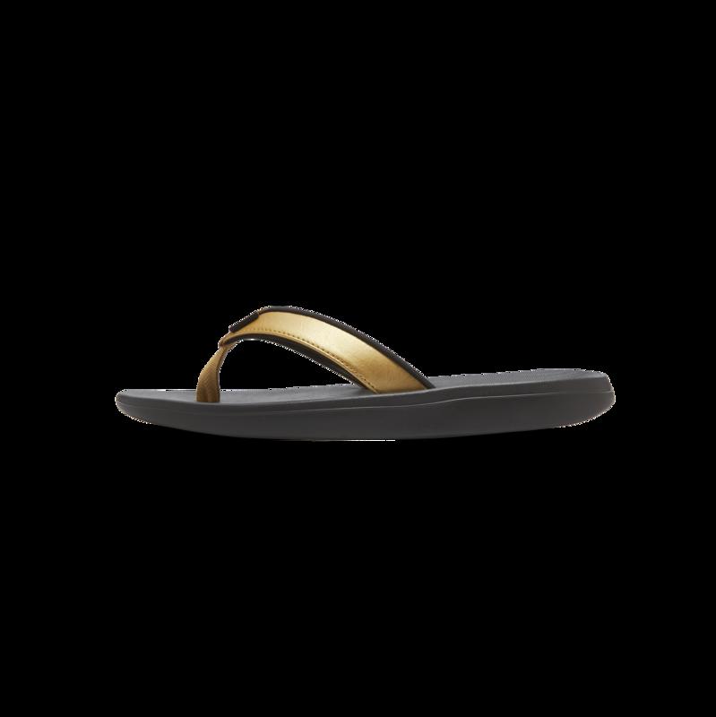 Nike Nike Women's Bella Kai Thong Black/Metallic Gold A03622 006