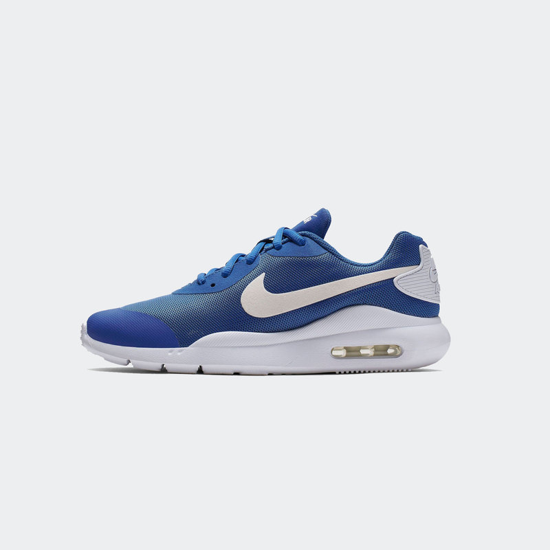 "Nike Nike Air Max Oketo ""Game Royal/White"" GS AR7419 400"