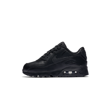 "Nike Nike Air Max 90 LTR ""Black/Black"" PS 833414 001"