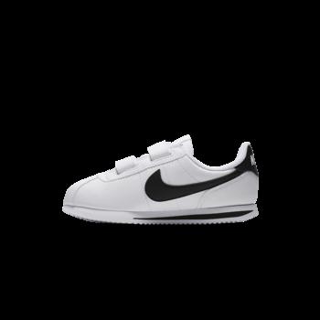 """Nike Nike Cortez Basic SL """"White/Black"""" PS 904767 102"""