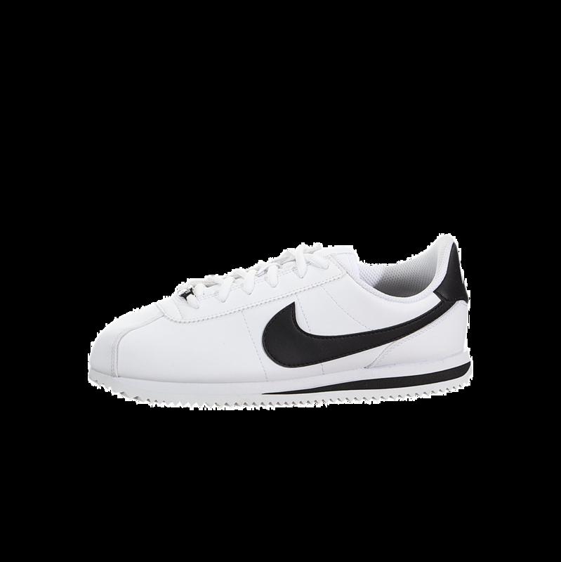 """Nike Nike Cortez Basic SL """"White/Black"""" GS 904764 102"""