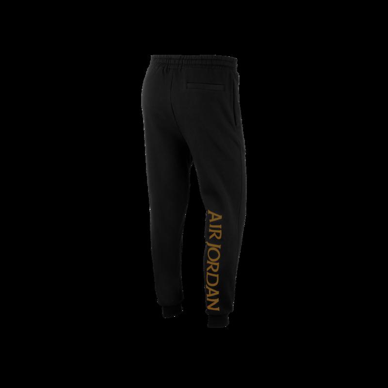 Air Jordan Air Jordan Mens Jumpman Classics Fleece Pants 'Black' BV6008 012