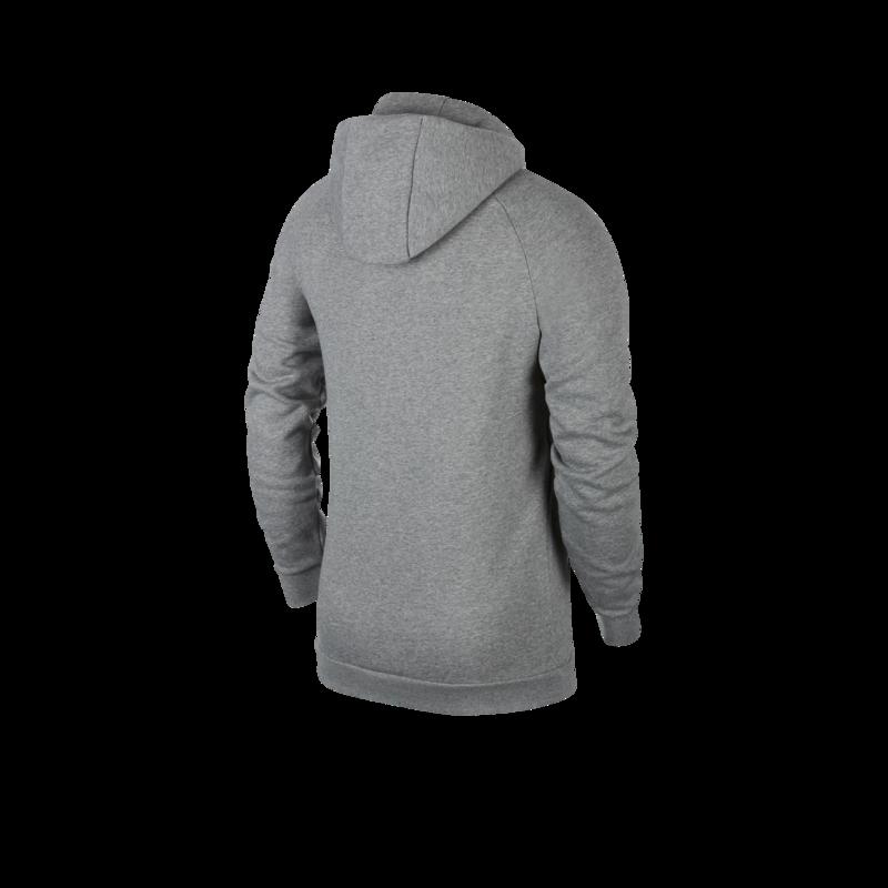 Air Jordan Pullover Fleece Hoodie 940108-092 Heather Grey