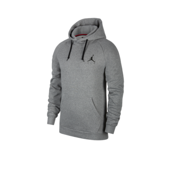 Air Jordan Pullover Fleece Hoodie 940108-092 Heather Grey