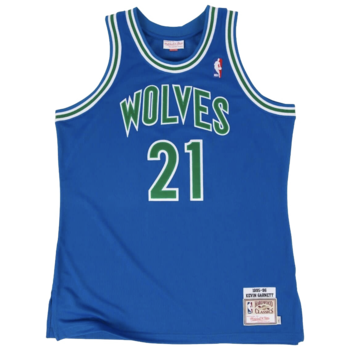 Mitchell & Ness Mitchell & Ness Kevin Garnett Timberwolves Blue