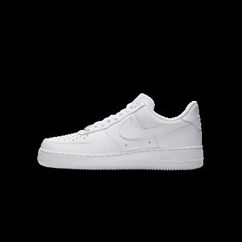 "Nike Nike Women's Air Force 1 Low ""White/White"" 315115 112"