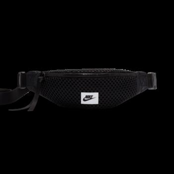 "Nike Nike Air Waist Bag Mesh ""Black/White"" CU2609 010"