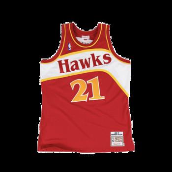 Mitchell & Ness Mitchell & Ness Atlanta Hawks Dominique Wilkins 1986-87 Jersey