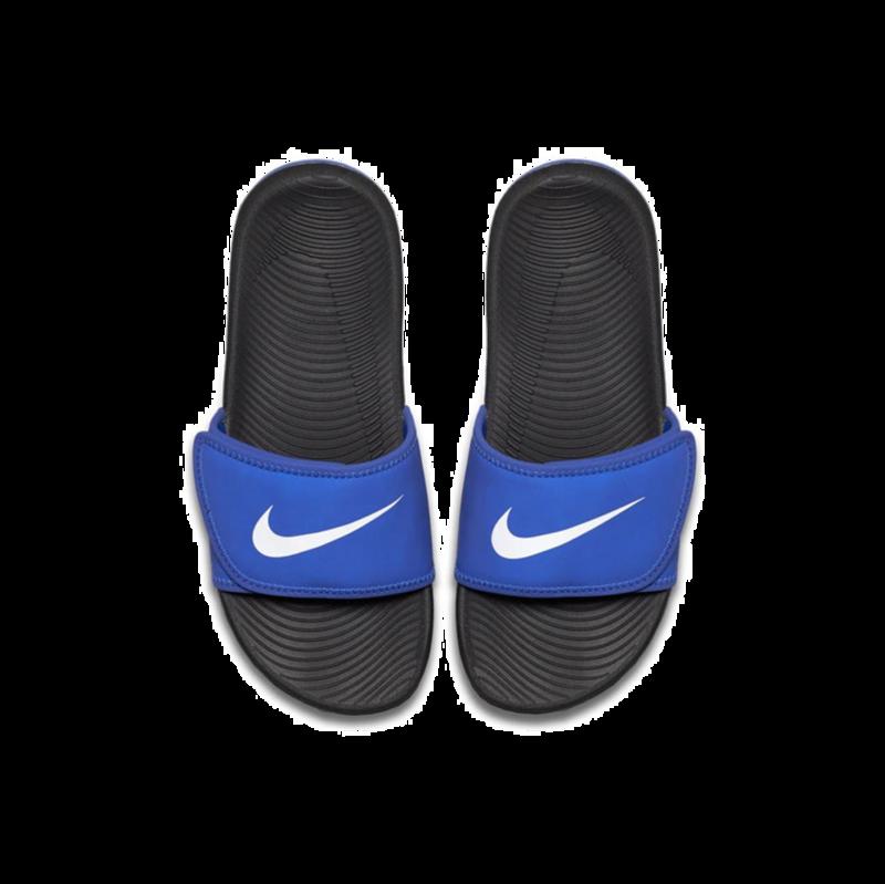"Nike Nike Kawa Adjust ""Racer Blue/White"" GS/PS 819344 401"