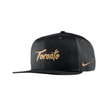 Nike Raptors City Edition Nike Pro NBA Adjustable Hat (CK1843)