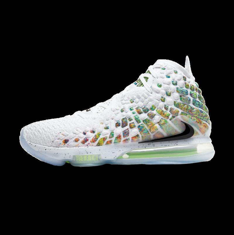 """Nike Nike Lebron XVII """"Command Force"""" BQ3177 100 M"""