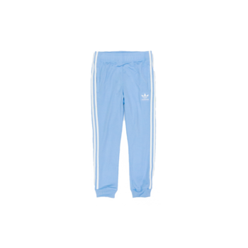 "Adidas Adidas Kid's Superstar Track Pant ""Clesky Blue/White"" DV2882"