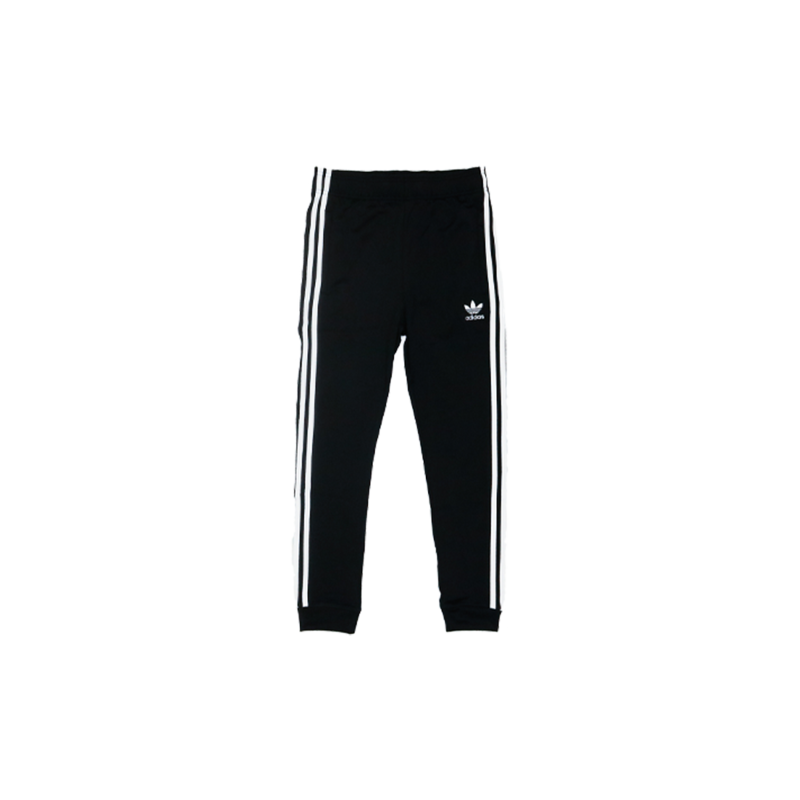 "Adidas Adidas Kids Superstar Track Pant ""Black/White"" DV2879"