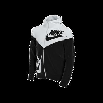 "Nike Nike Kids Boys Sportswear Jacket ""Black/White"" CJ4339 010"