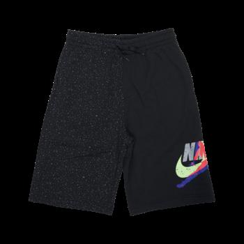 """Air Jordan Air Jordan Kids """"Mashup Split"""" Shorts Black/Granite 85 6903 023"""