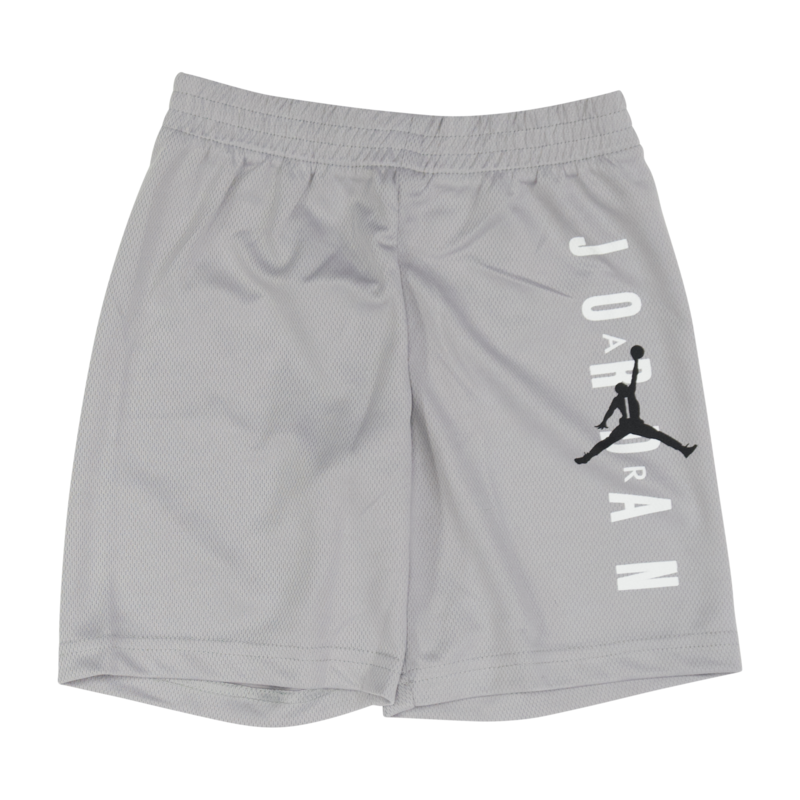 "Air Jordan Air Jordan Kids ""Mesh"" Shorts Grey 95 7176 G4R"