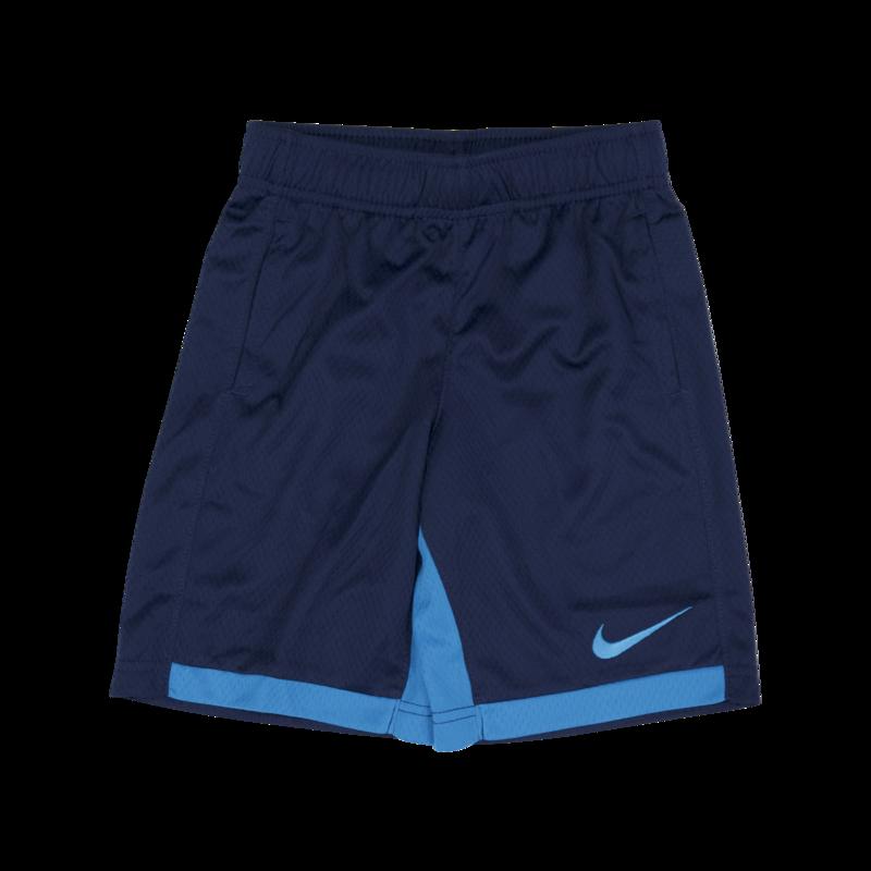 "Nike Nike Kids ""Dri-Fit"" Swoosh Short Blue 86 D426 490"