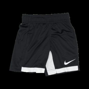 """Nike Nike Kids """"Dri-Fit"""" Swoosh Shorts Black/White 86 D426 023"""