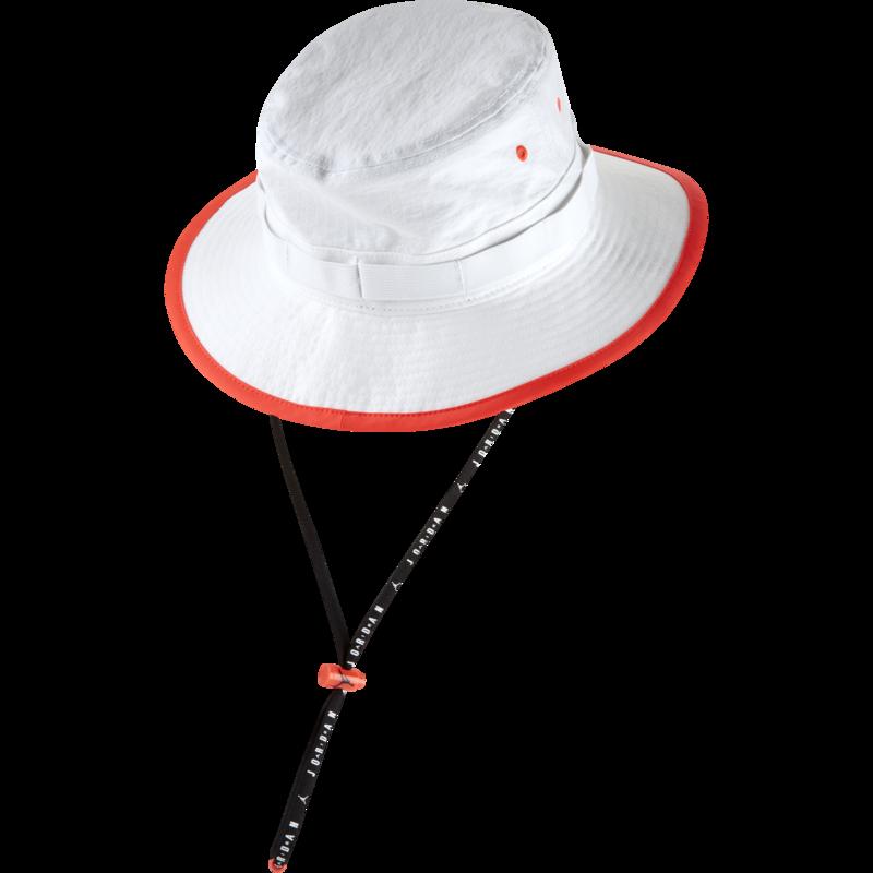 Air Jordan Air Jordan - Jumpman Bucket CT0236- 100 White Infrared