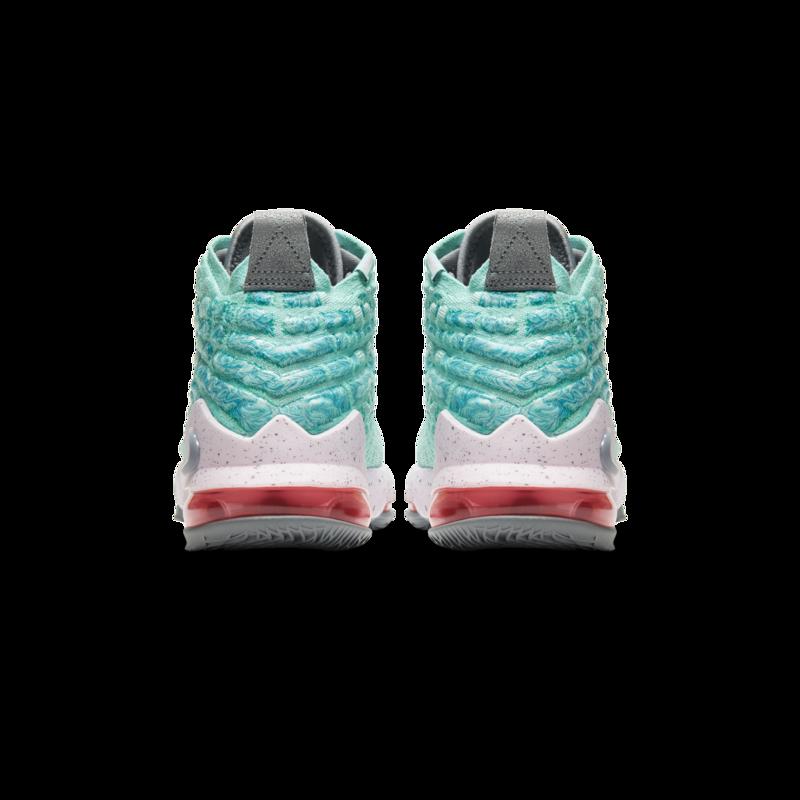 Nike Nike Lebron XVII 'Light Aqua/Particle Grey' BQ5594 444