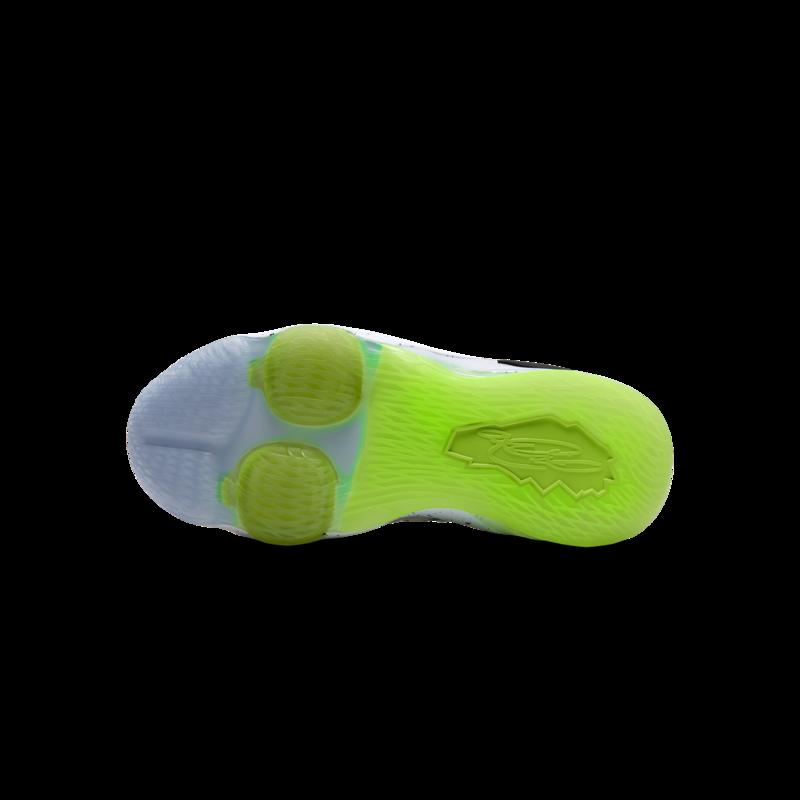 Nike Nike Lebron XVII 'White/Black-Multi Color' BQ5594 100