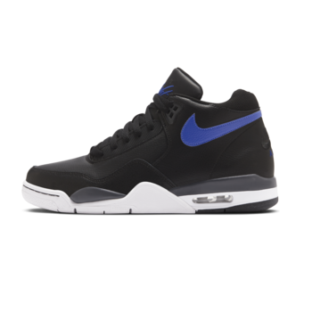 "Nike Nike Flight Legacy ""Black/Blue"" (BQ4212-003)"