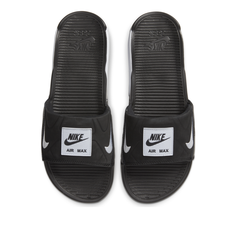 Nike Women's Nike AirMax90 Slides (CT5241-002)
