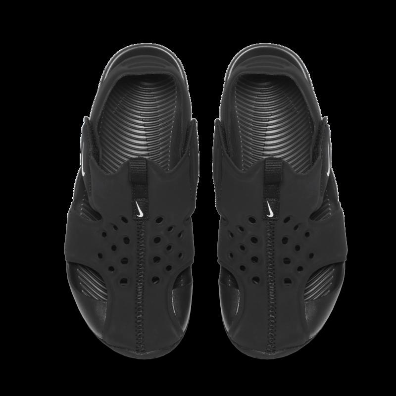 "Nike Nike Sunray Protect 2 ""Black/White"" PS 943826 001 ONLINE USE"