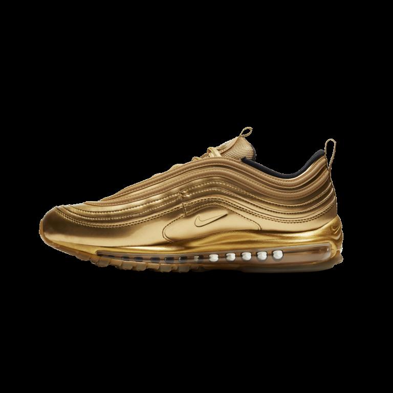 Nike Air Max 97 QS 'Metallic Gold