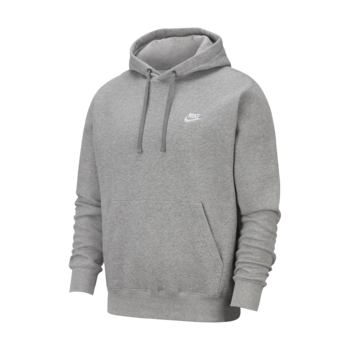 Nike Nike - Sportswear Club Fleece Pullover Hoodie GREY BV2654-063 ONLINE
