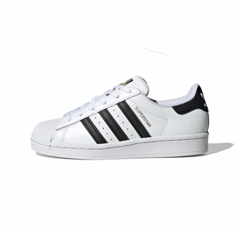 Adidas Adidas Gradeschool Superstar Cloud White/Core Black/Cloud White FU7712
