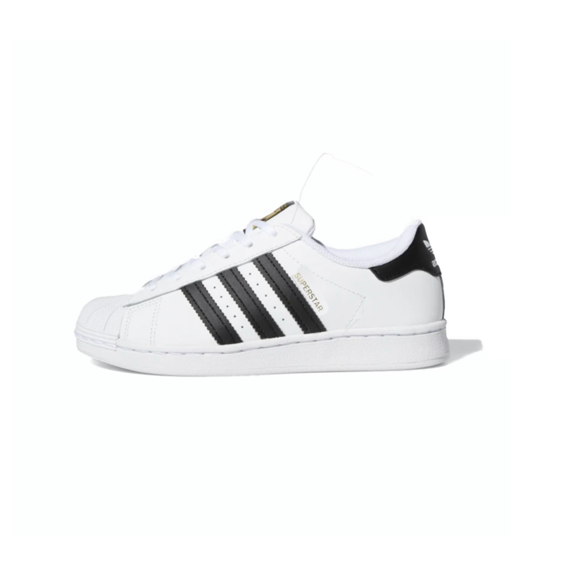 Adidas Adidas Preschool Superstar Cloud White/CoreBlack/Cloud White FU7714