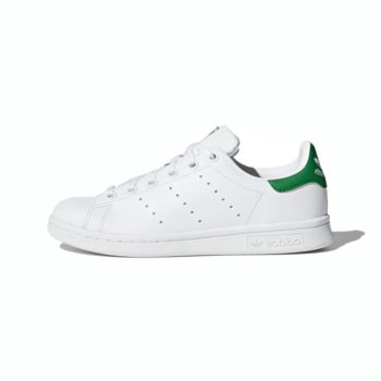 Adidas Adidas Women's Stan Smith Cloud White/Cloud White/Green B24105