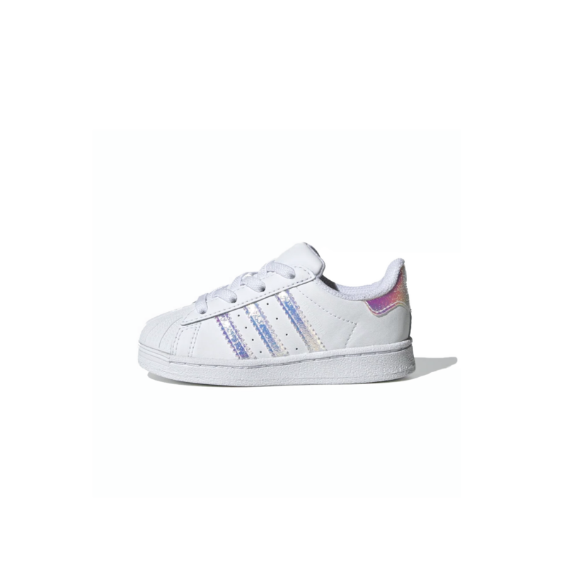 Adidas Adidas Superstar EL I Toddler Cloud White/Cloud White/Cloud White FV3143