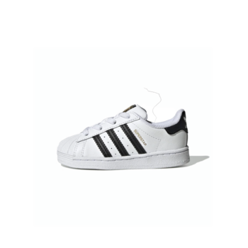 Adidas Adidas Toddler Superstar EL I Cloud White/Core Black/Cloud White FU7717