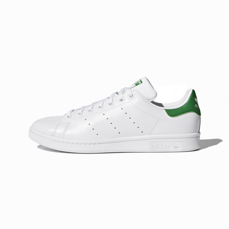 Adidas Adidas Men Stan Smith Cloud White/Core White/Green M20324