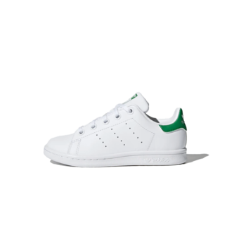 Adidas Adidas Preschool Stan Smith Cloud Whit /Cloud White/Green BA8375
