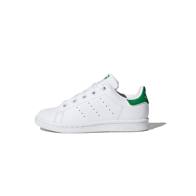Adidas Adidas Preschool Stan Smith Cloud Whit /Cloud White/Green BA8375