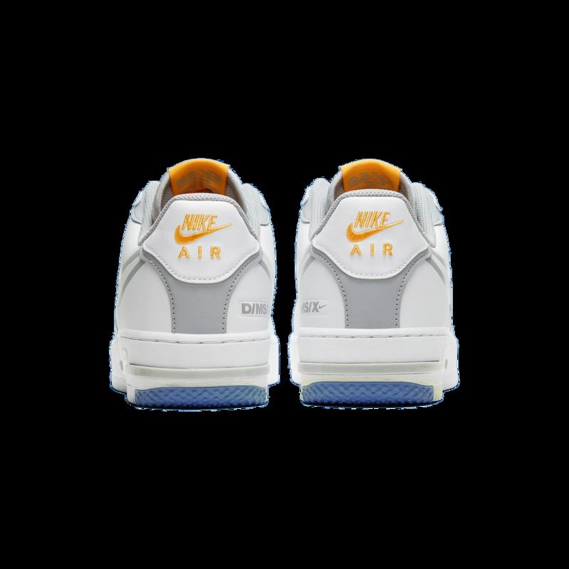 Nike Nike Air Force 1 React 'White/Light Smoke Grey' CT1020 100