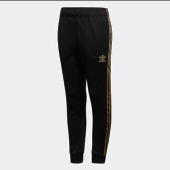Adidas Adidas Kids Superstar 24K Track Pants 'Black' GJ2265
