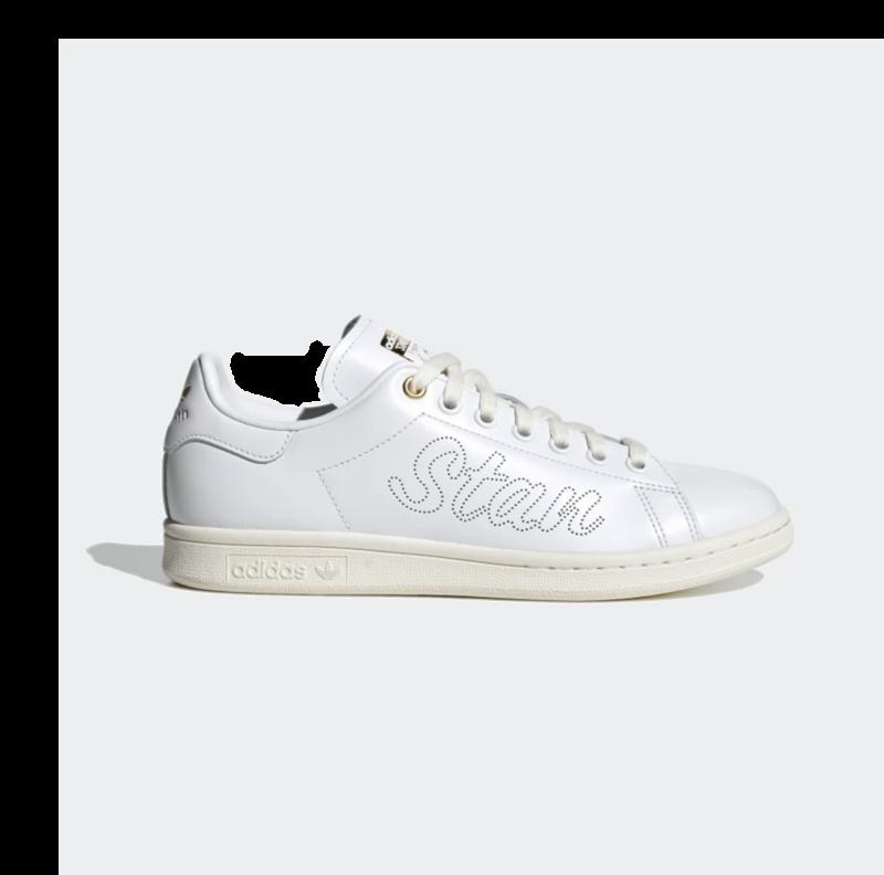 Adidas Adidas Women Stan Smith Off White/Cloud White/Gold Metallic FW2591