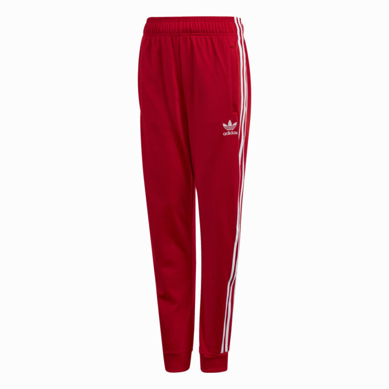 Adidas Adidas Kids Superstar Trackpant 'Scarlet Red/White' GD2684