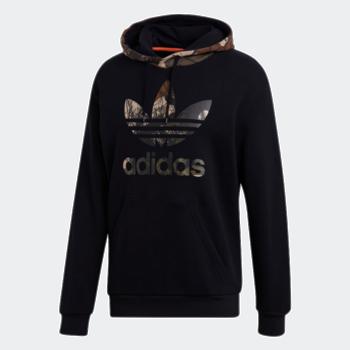 Adidas Adidas Men Camo Block Hoodie 'Black' GD5956