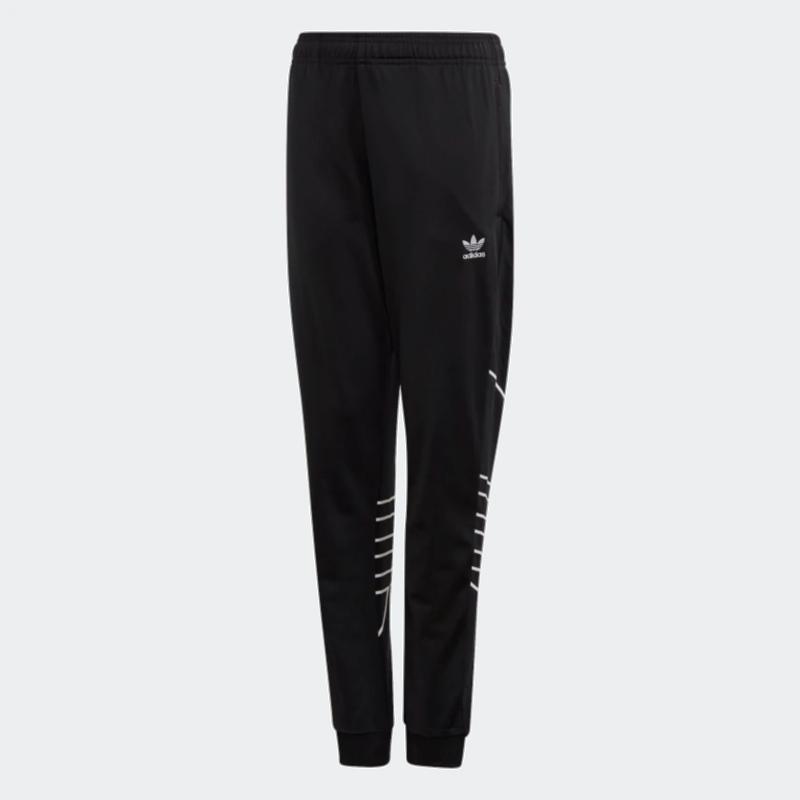 Adidas Adidas Kids Large Trefoil Pants Black/White GD2713