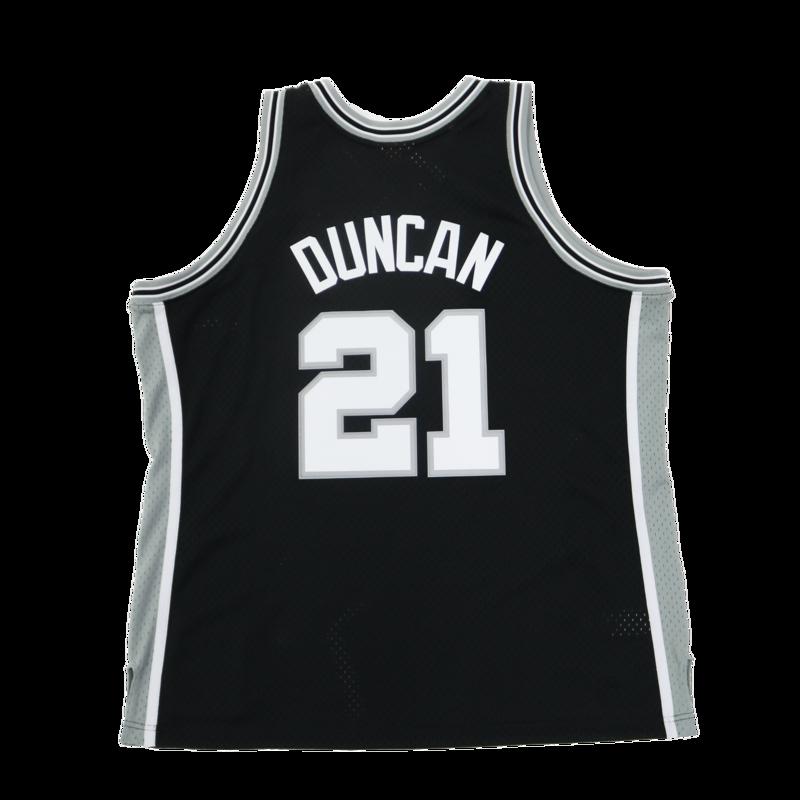 Mitchell & Ness Mitchell & Ness Duncan Swingman Jersey Spurs