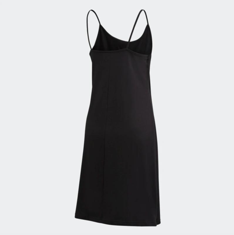 Adidas Adidas Crested Trefoil Dress 'Black' FM1959
