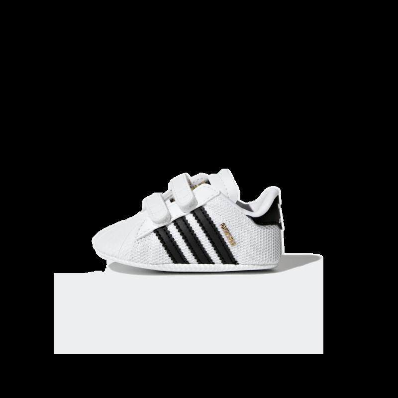 Adidas Adidas Superstar Crib Cloud White/Core Black/Cloud White S79916