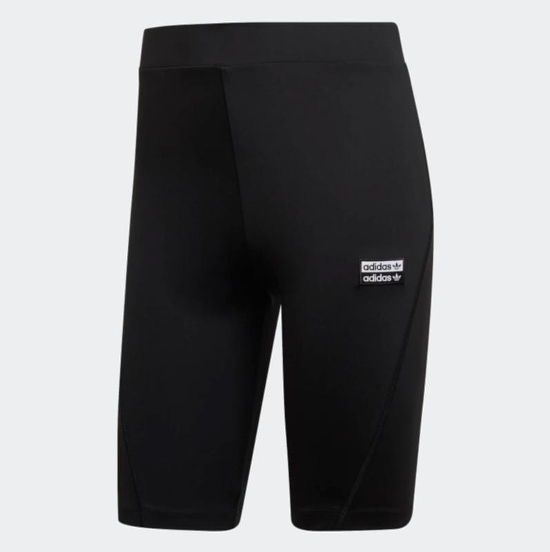 Adidas Adidas Women R.Y.V. Short Tights 'Black' GD3882