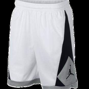 Air Jordan Air Jordan Mens Dri-Fit Loose Fit Shorts 'White' AJ1114 100